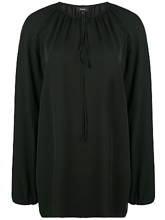 53ebbdec18e8c Theory® Long Sleeve Blouses  Must-Haves on Sale up to −67%