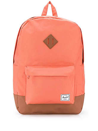 Herschel Heritage colour-block backpack - Laranja