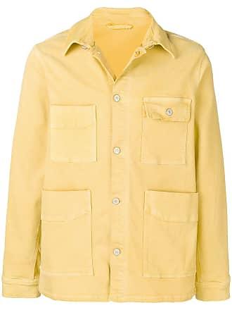 Paul Smith button shirt jacket - Yellow