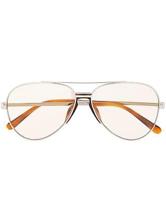 Brioni Óculos de sol aviador - Prateado