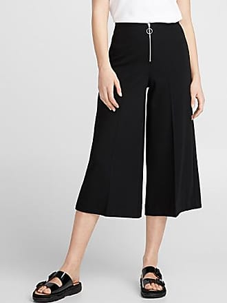 Icone Ring-zip stretch culottes