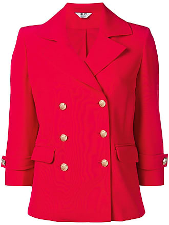 Liu Jo double breasted blazer - Red