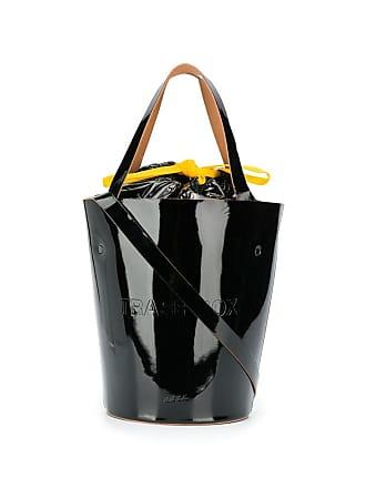 Nana-Nana Bolsa saco Trash Box - Preto