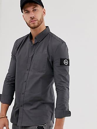 Hype long sleeve shirt-Grey