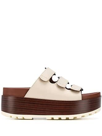 See By Chloé platform sandals - Neutrals