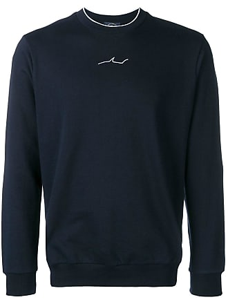 Paul & Shark long sleeved shark sweater - Azul