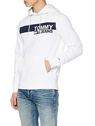 532c89a6b88 Tommy Jeans heren trui met capuchon TJM Essential Graphic Hoodie - normale  pasvorm xxl