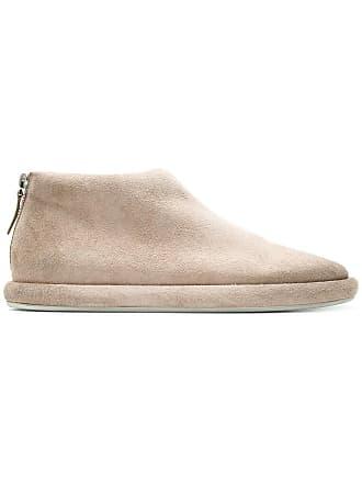 Marsèll flat ankle boots - Neutrals