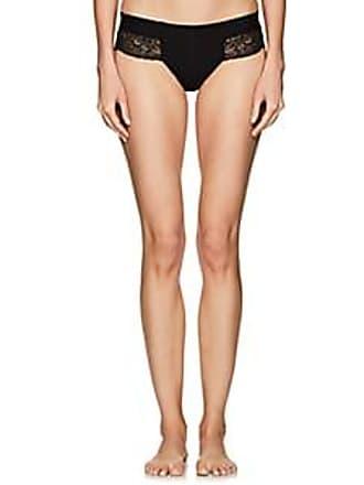 f3612dd0e5f86 La Perla Womens Charisma Lace-Trimmed Bikini Briefs - Black Size 3