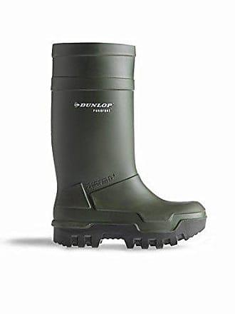 Schuhe & Stiefel Dunlop Purofort Unisex S5 Langschaft Gummistiefel Gr.45 C462933 Arbeitskleidung & -schutz