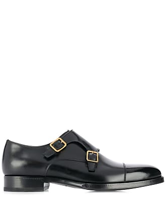 Tom Ford Wessex monk shoes - Black
