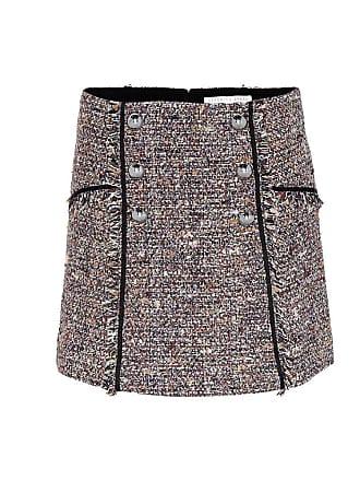Veronica Beard Starck tweed miniskirt