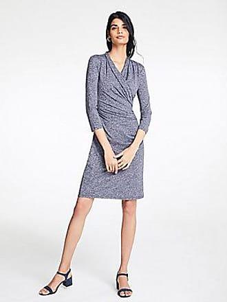 ANN TAYLOR Knit Wrap Dress