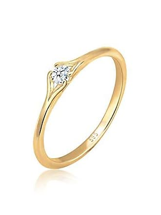ee076e0cce78 DIAMORE Anillo de compromiso solitario Mujer oro amarillo - 0606962717 52