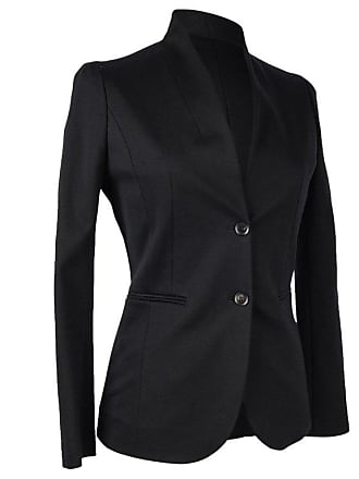 d88b415303a Gucci Jacket Modern Sleek Black Single Breast 38   6