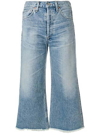 Citizens Of Humanity Emma wide-leg jeans - Blue
