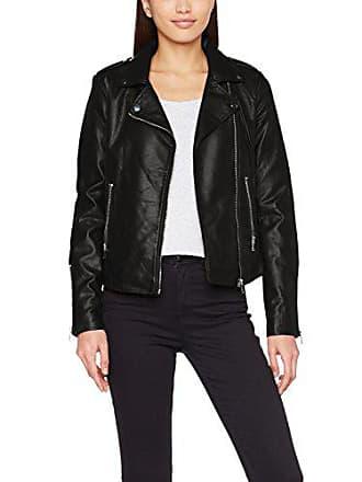881a368d9ba Vila Clothes Vicara Faux Leather Jacket-Noos
