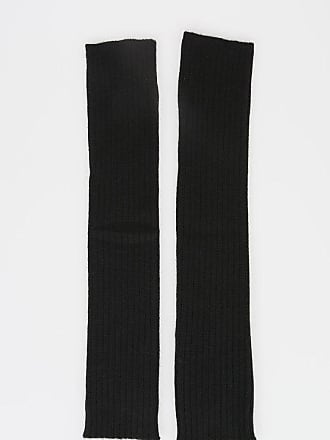 Rick Owens BLACK ARM WARMERS Guanti size Unica