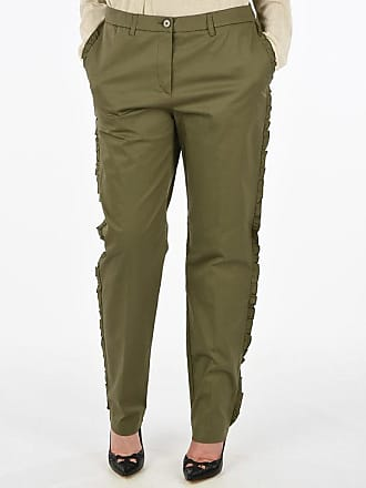 Blumarine BLUGIRL ruffled pants Größe 44