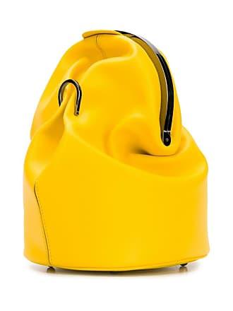 Max Mara Bolsa saco - Amarelo