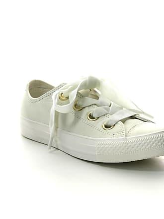 978aa91d29b0 Converse 561688c Allstar Ribbon White Womens Trainers