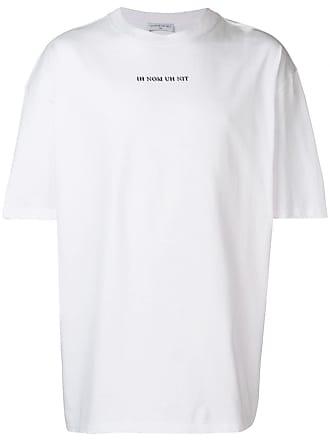 Ih Nom Uh Nit Camiseta com logo - Branco