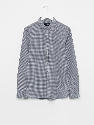 French Connection Yarn Dye Cotton Shirt
