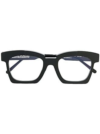 Kuboraum Armação de óculos oversized - Preto