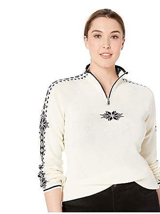 d24950995d8 Dale of Norway Geilo Feminine (A-Off-White Black) Womens Sweater. -20%