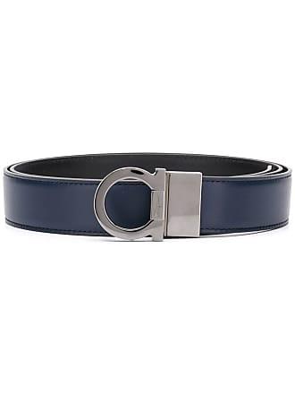Salvatore Ferragamo Gancini belt - Blue