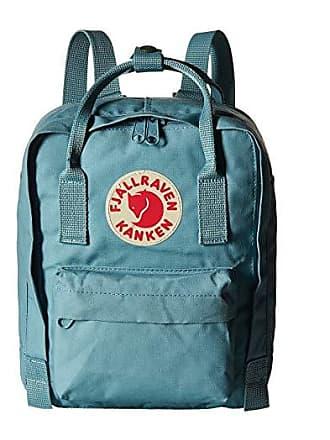 Fjällräven Kanken Mini (Royal Blue/Pinstripe Pattern) Backpack Bags