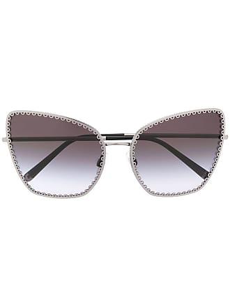 Dolce & Gabbana Eyewear Óculos de sol Cuore Sacro - Prateado