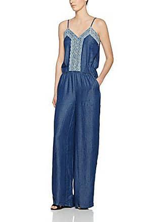 4485a37655c9c Liu Jo Frivolous, Combinaison Femme, Bleu (Normal Wash 77000), W36