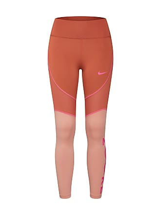 ef777f94b1b Nike Sportbroek W NK ALL-IN 7_8 TGHT SD bruin / pink