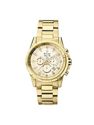 Bulova Relógio Masculino Bulova Analógico WB30864X - Dourado