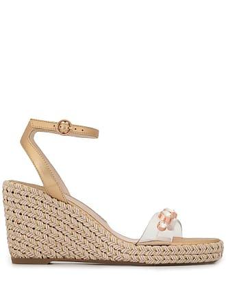 208889bd094b multicoloured lucita 140 wedge sandals - Black. USD  304.00. Delivery   free. Sophia Webster Lucita mid-high espadrilles - Gold