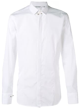 Neil Barrett button down shirt - Branco