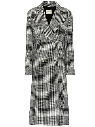 Khaite The Violet wool-blend coat