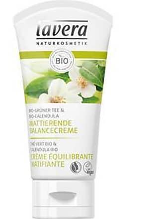 Lavera Tagespflege Bio-Grüner Tee & Bio-Calendula Mattierende Balancecreme 50 ml