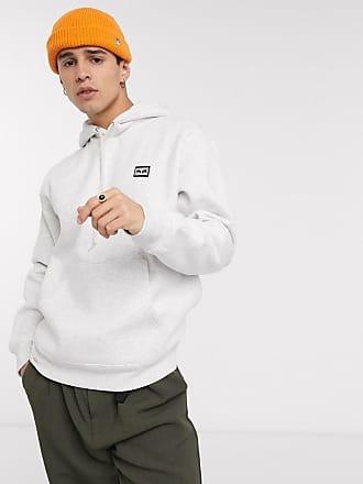 Obey All Eyes hoodie in grey