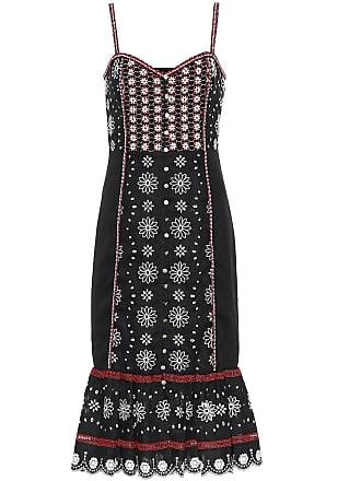 Veronica Beard Giuliana linen floral dress