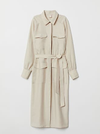 H&M Shirt Dress - Beige