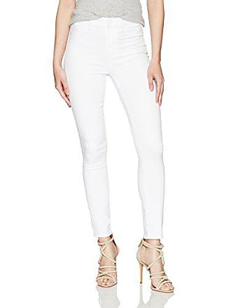 Paige Womens Margot Ankle Jean, Ultra White, 26