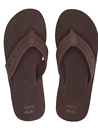 Billabong All Day Leather (Dark Brown) Mens Sandals