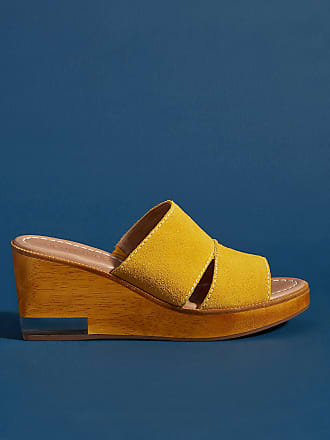 Bernardo Kara Wedge Sandals