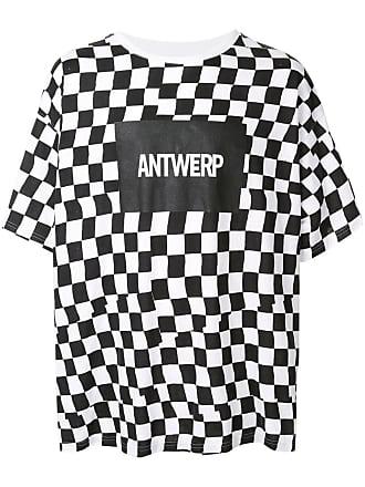 Facetasm Camiseta com estampa de logo - Preto