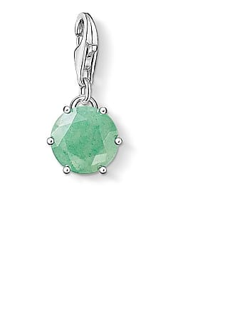 Thomas Sabo Thomas Sabo Charm pendant birth stone May green 1258-010-6