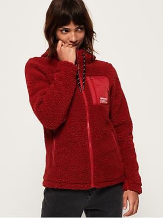 Sweats Zippés en Rouge : 52 Produits jusqu''à −62% | Stylight