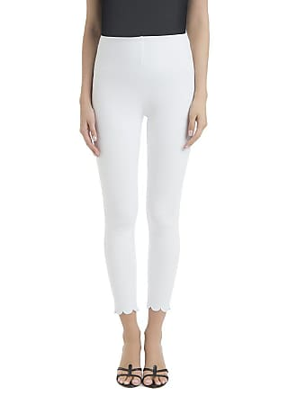 Lyssé Scallop Edge Ankle Pants