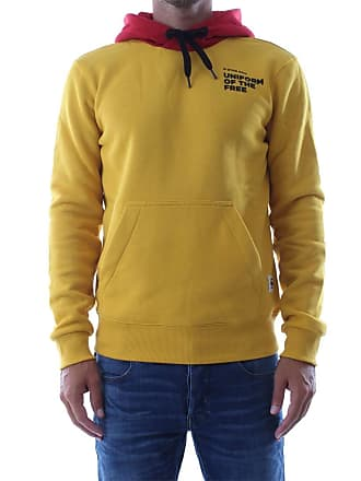 fcaf36ef77261 G-Star D11296 A433 CORE HOODED SWEAT SWEAT-SHIRT Homme YELLOW